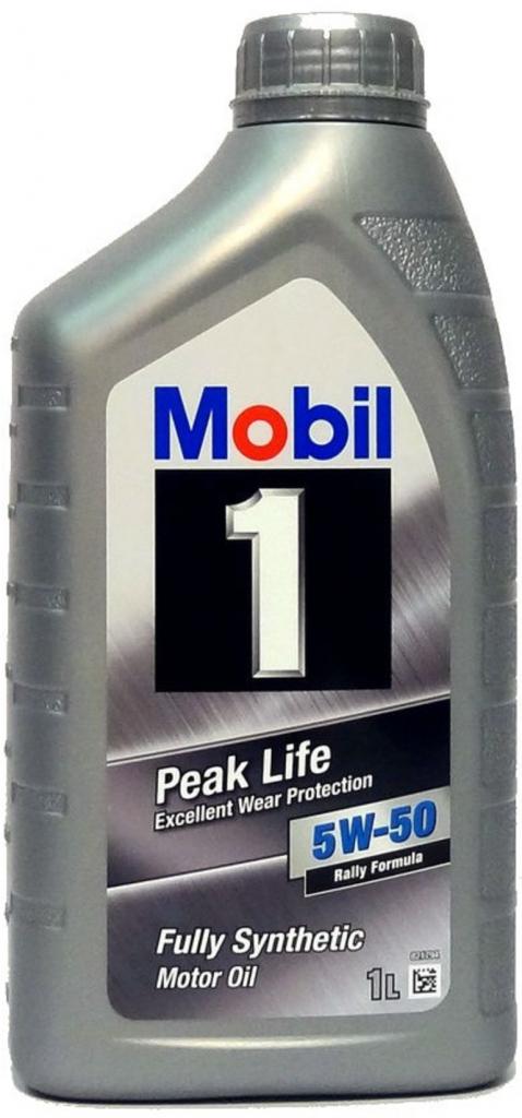 Mobil FS X1 Rally Formula (Peak Life) 5W-50 1 l - 0