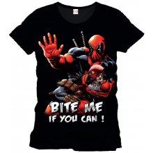 Deadpool Bite Me