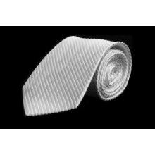 Avantgard Svadobná kravata Lux strieborná