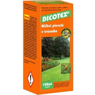 Dicotex herbicid na trávníky 100ml