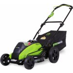 Cordless Lawn Mower Greenworks GD40LM45