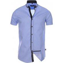 9bb405a192a3 CARISMA košeľa pánska 9073 krátky rukáv slim fit