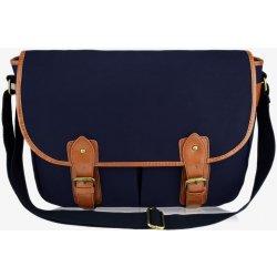 0fa46a09c4 kabelka aktovka s prackami crossbody 10278 modrá alternatívy ...