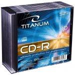 Titanum CD-R 700MB 52x, 10ks