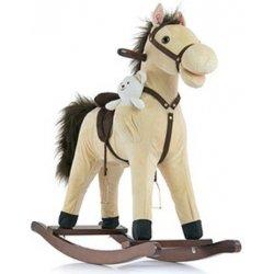 Milly Mally Hojdací koník Mustang bežový