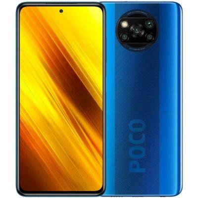 """Xiaomi Poco X3 PRO 6GB/128GB GLOBAL modrý (Dual sim, 4G LTE internet, 8-jadro, RAM 6GB, pamäť 128GB, FullHD+ displej 6.67"""", 48MPix, NFC, 5160mAh)"""