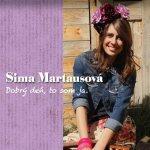 Hudobné CD DATART SIMA MARTAUSOVA DOBRY DEN, TO SOM JA