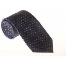 Le Dore Vzorovaná kravata modrobiela