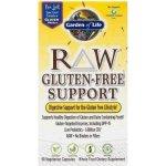 Garden of Life RAW podpora pre zažívanie pri bezlepkovej diéte 90 cps.