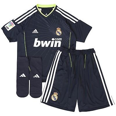 Futbalová sada Real Madrid hosťovská (deti)
