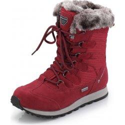 32953f6e0aa6 Alpine Pro Allyson dámska zimná obuv purpurový plameň alternatívy ...