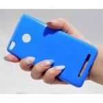 Púzdro Jelly Case Xiaomi Redmi 3 /3s/3 Modré