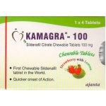 Kamagra Chewable 4x 100 mg