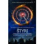 Štyri - Zbierka poviedok k sérii Divergencia - Veronica Roth