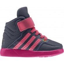 Detská obuv pro volný čas JAN BS 2 MID I ružová