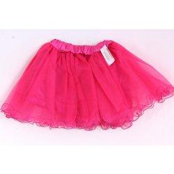 51981720f Dievčenská sukňa tylová cyklámenovo-ružová od 9,00 € - Heureka.sk