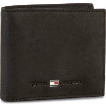 TOMMY HILFIGER Veľká Peňaženka Pánska Johnson Mini Cc Wallet AM0AM00663 002 a30b9d4927e
