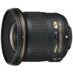 Nikonr 20mm f/1,8G