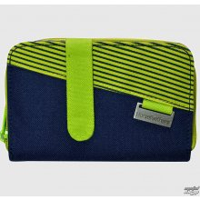 HORSEFEATHERS STREAKY WALLET (blue)