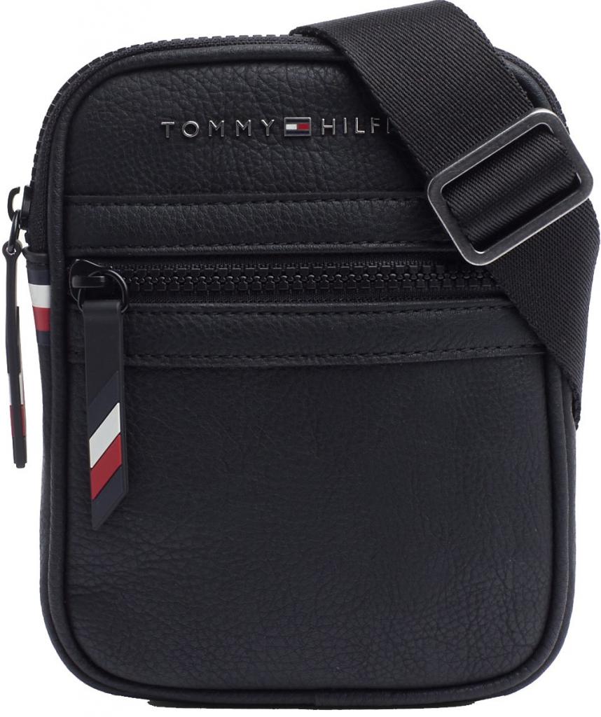 d612983f73 Taška a aktovka Tommy Hilfiger Essential Compact Crossover Black ...
