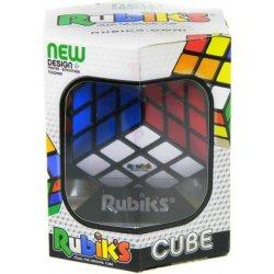 Rubikova kostka hlavolam plast 5x5x5cm