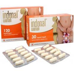Synergia Indonal 120 kapsúl + Indonal 30 kapslí