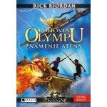 Bohovia Olympu Znamenie Atény - Rick Riordan