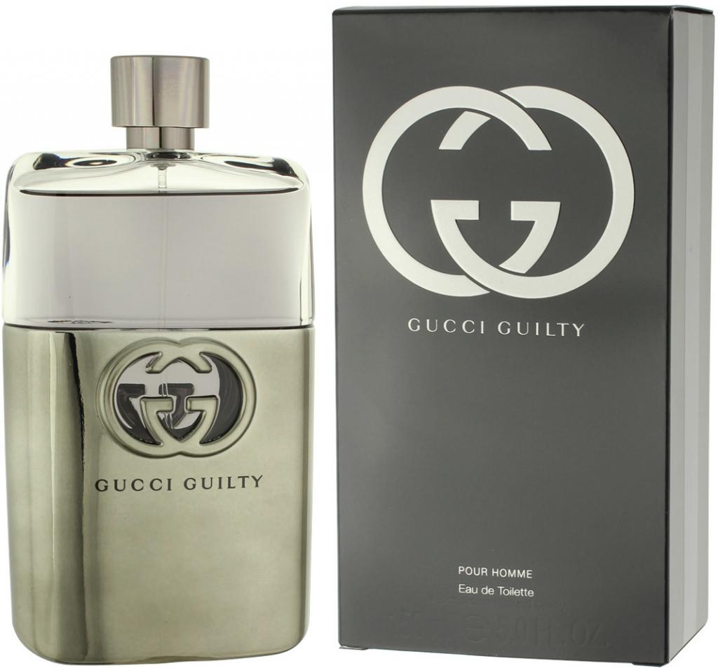 5c56f5c0b Gucci Guilty toaletná voda pánska 90 ml od 49,90 € - Heureka.sk
