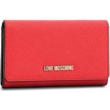 Love Moschino Veľká Peňaženka Dámska JC5553PP16LQ0500 Rosso cce4764fa2c