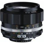 VOIGTLÄNDER 58 mm f/1,4 MF Nokton SL II-S Nikon