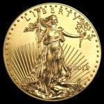 Eagle Zlatá minca American Gold 1 oz