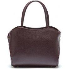 Mangotti kožená kabelka 482 Vino