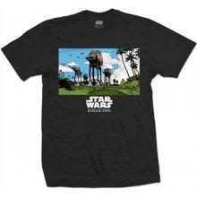 Star Wars Rogue One AT-AT March