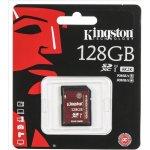 Kingston SDXC 128GB UHS-I U3 SDA3/128GB