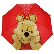 Winnie the pooh Macko Pu - dáždnik s uškami