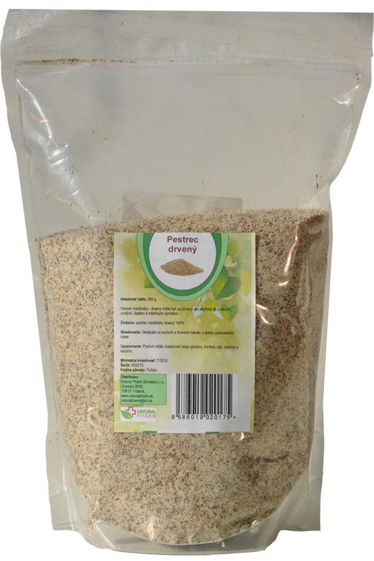Natural Pharm Pestrec mariánsky bodliak 900 g od 7 ef98e17bfe1