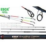 ESOX EXCALIBUR FEEDER 3,6m 60–220g