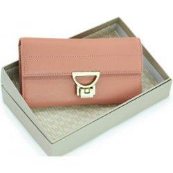 4eff484d1f Coccinelle kožená peňaženka Coccinelle Arlettis XO5 11 46 01 250 ...