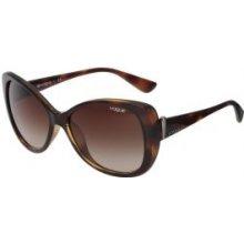 Vogue Eyewear Schwarz 453228 58