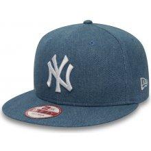 1438786d6 New Era 9fifty Denim Esential Snap MLB New York Yankees Light Royal