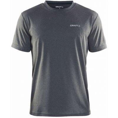 Craft tričko Prime tmavo šedá