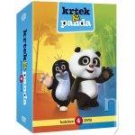 Kolekce: Krtek a Panda 1-4 DVD