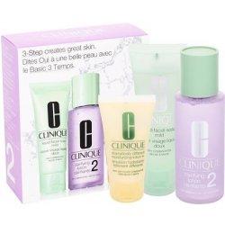 09e16e14b5 Clinique 3-Step Skin Care 2 čisticí voda čisticí voda Clarifying Lotion 100  ml +