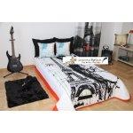 Mariall prehoz na posteľ NR4 Paris 160x210cm