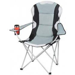 41214c5355c2c Malatec 001 Skladacia rybárska stolička, čierno-šedá od 26,99 ...