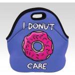 Wayfarer desiatová taška Donut fialová