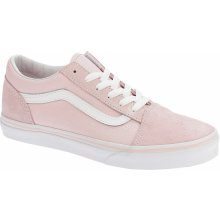 Vans Old Skool Suede Canvas Chalk Pink True White 149349d7f7d