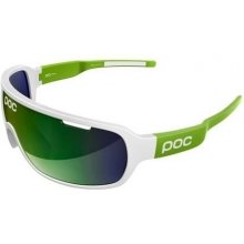 POC DO Blade - hydrogen white/cannon green/Green Mirror
