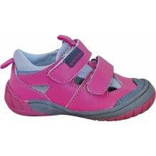 c4ff251dc371 Protetika Dievčenské topánky Gars ružové