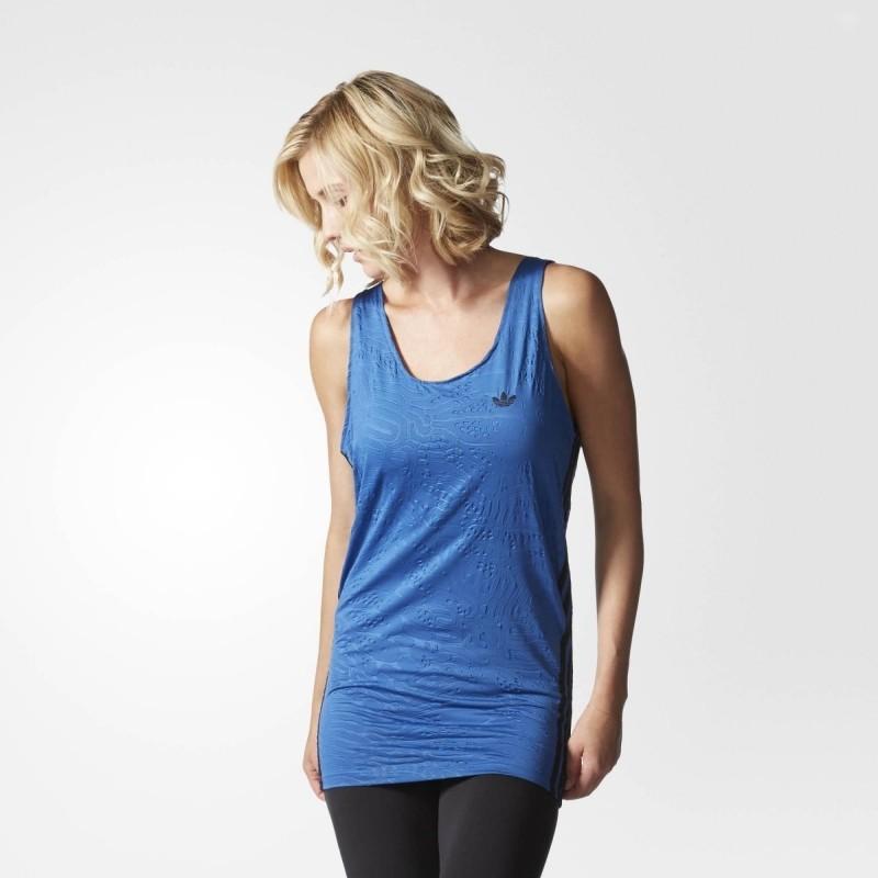 13b136a03a4c Adidas Originals Bermud HL dress dámské šaty modrá od 33